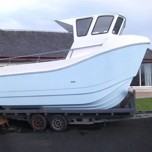 stepped hull twinseas boats